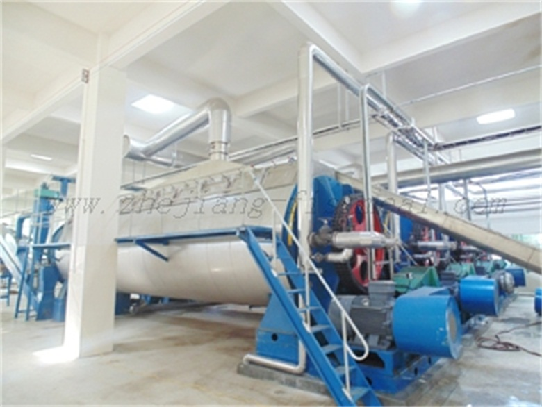 complete set of fishmeal plant line