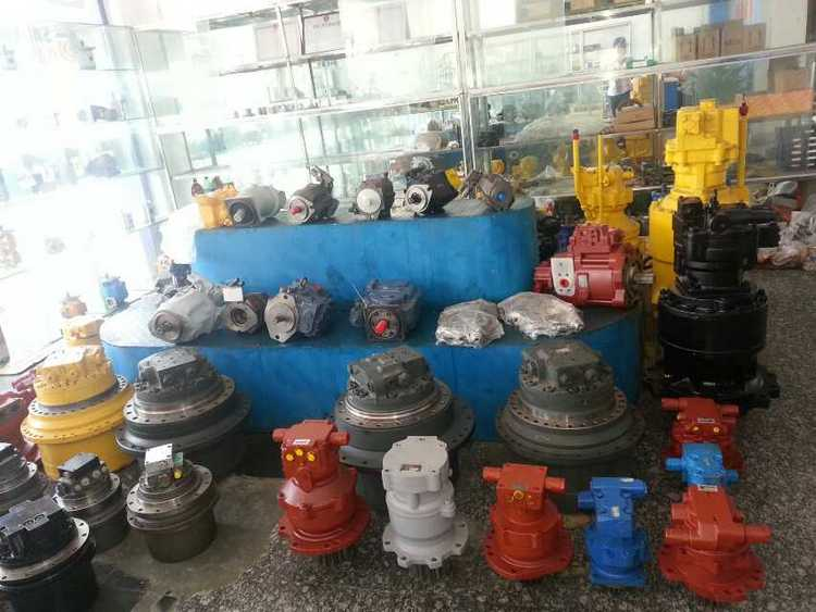 Swing Motor Slewing Motor
