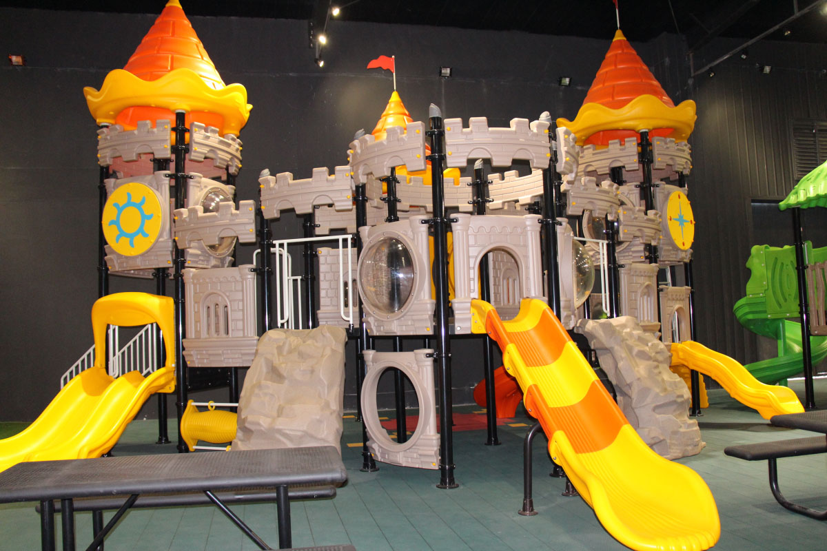 castles series playground equipment