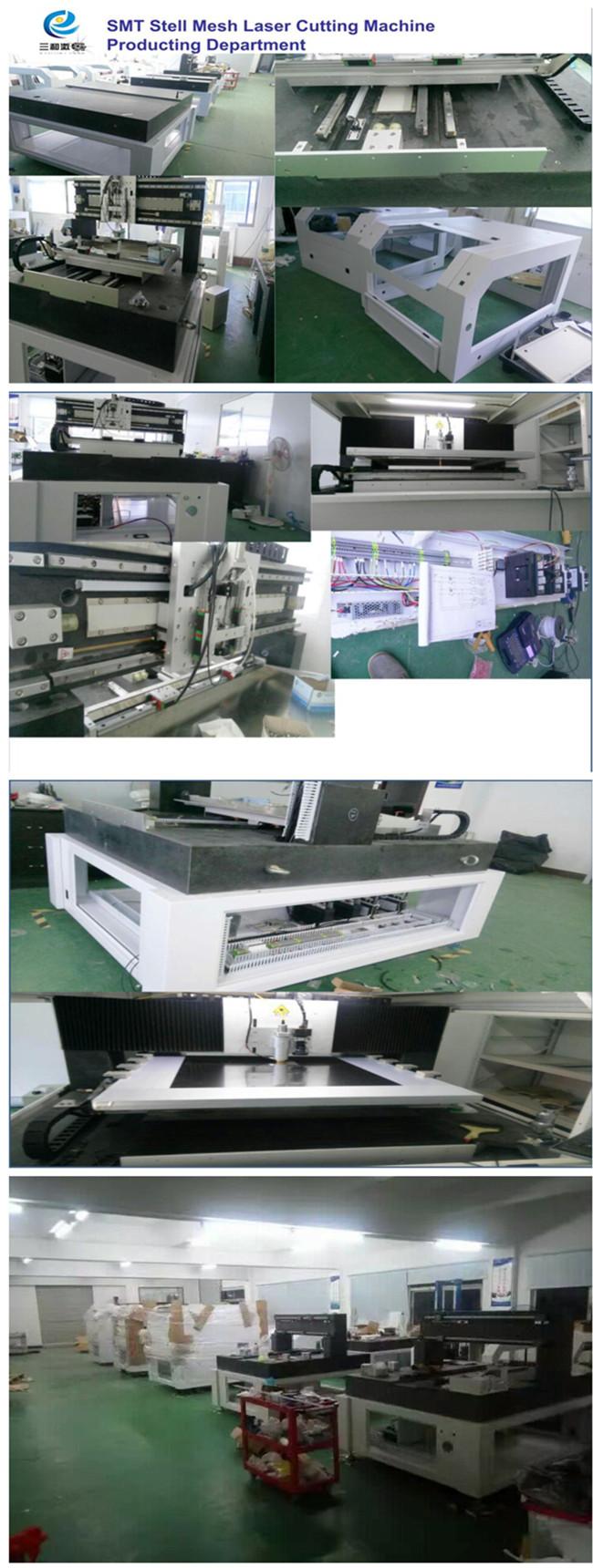 SMT laser cutting machine