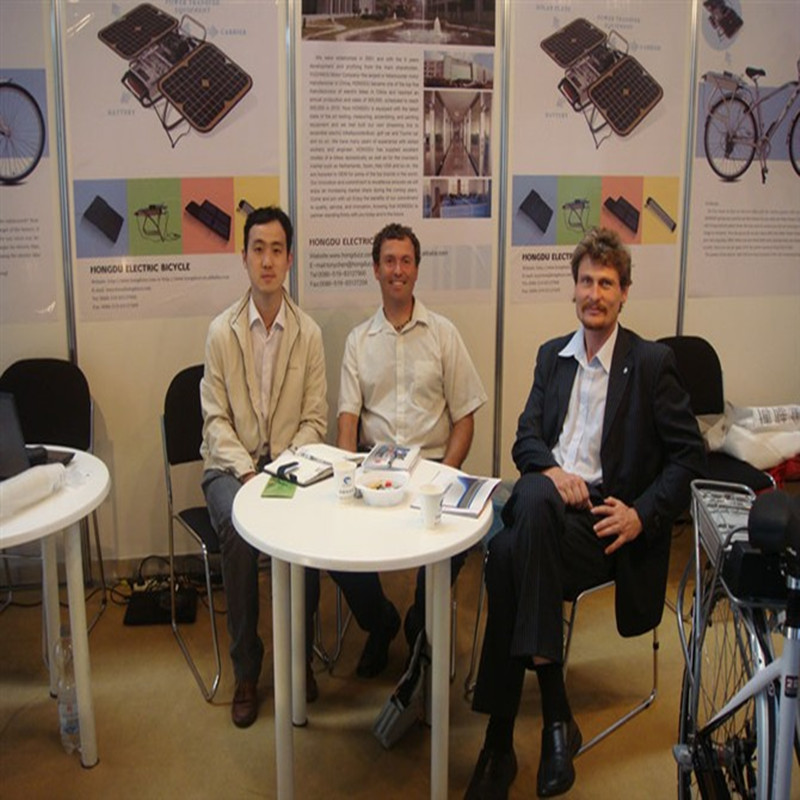 Euro Bike Exhibition In 2013