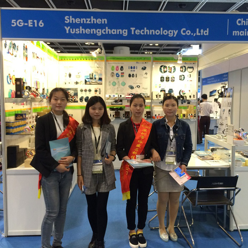 2016 April we attended the HKTDC Fair