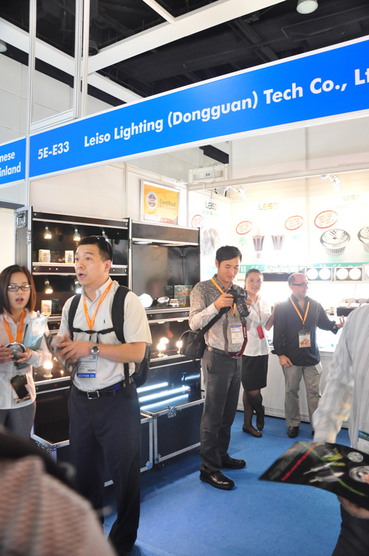 2012.10 HK Lighting Show