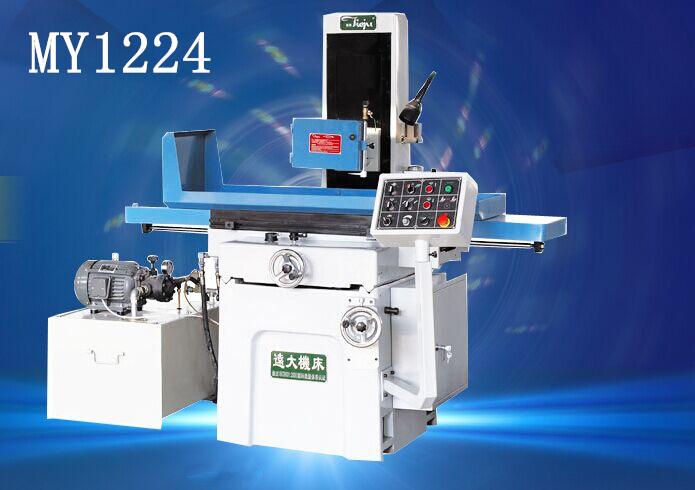 Hydraulic Surface Grinder MY1224