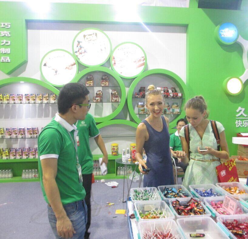 2015 quanzhou-taiwan food fair