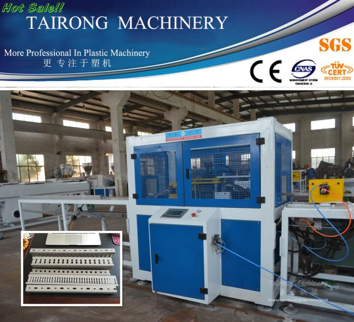 PVC Trunk Punching Machine