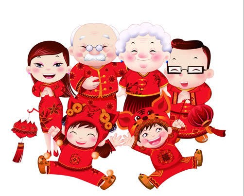 Happy Chinese Spring Festival