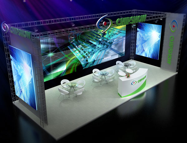 Chipshow Will Be Present At Prolight + Sound LED 2016