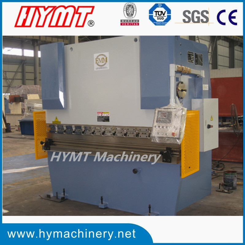 press brake of WC67Y-100x2500 for EMM brand