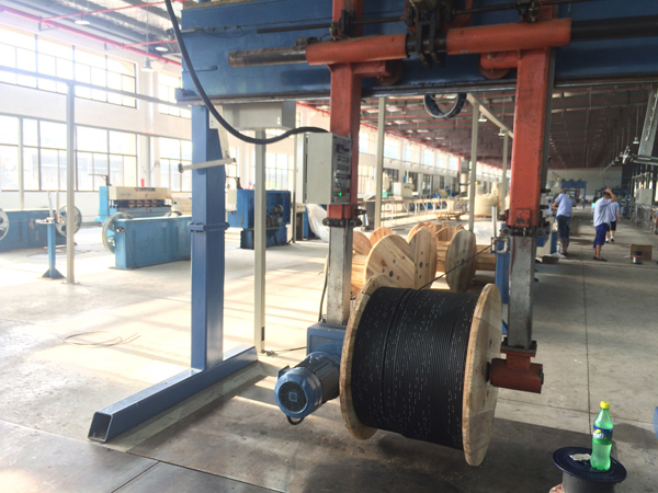 outsheath Cable Machine