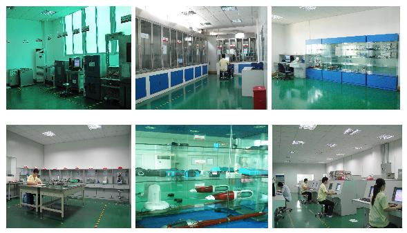 Various Types of Battery Test Room