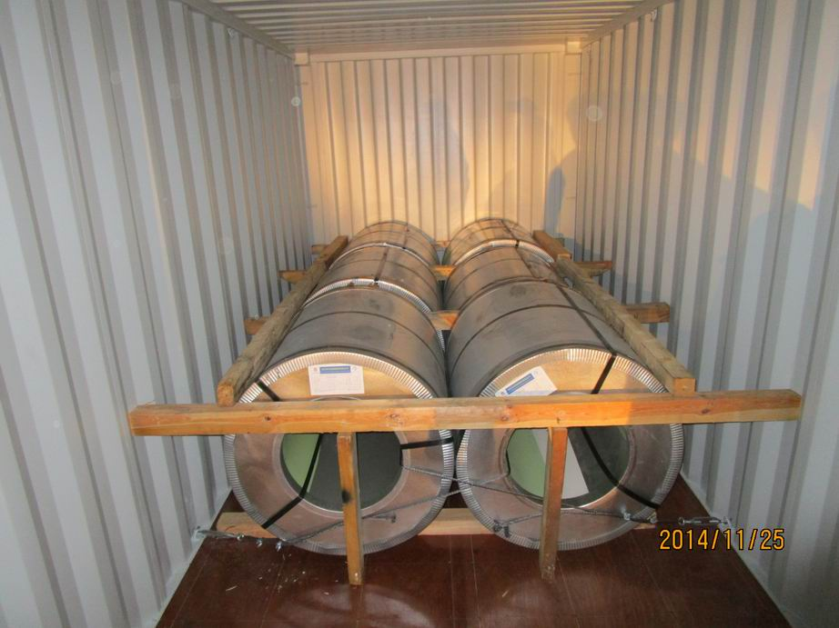 Consolidate Container