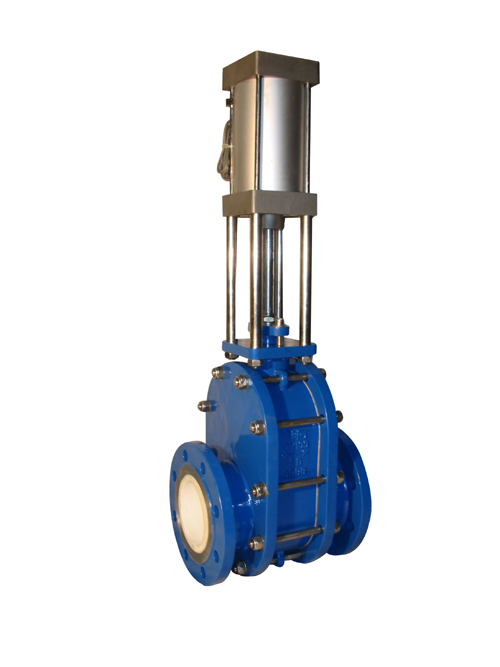 Application of Ceramic Gate Valve