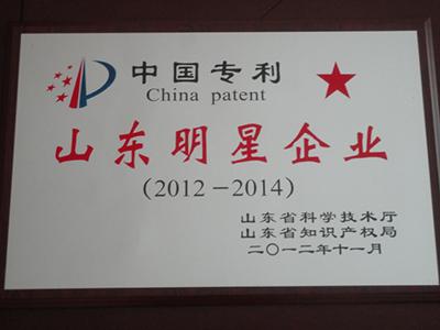 Patents star company