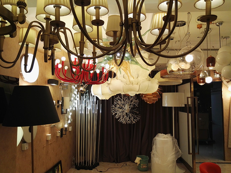 lamp show 5