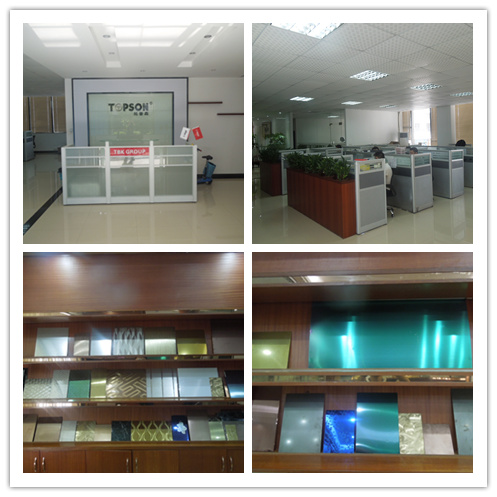 Office & samples