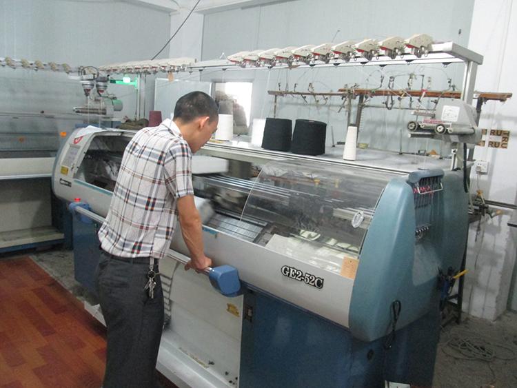 Computer Knitting Machine