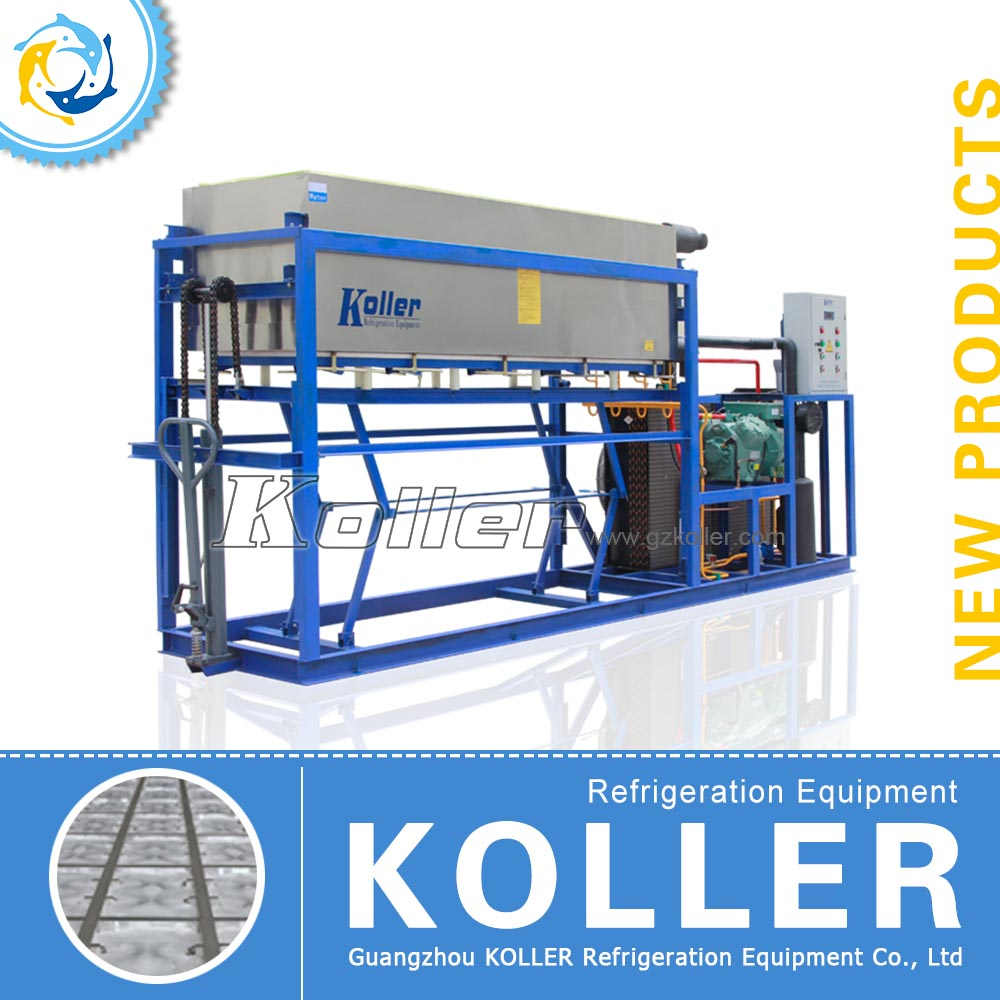Koller DK30 Automatic Ice block machine 3tons/day