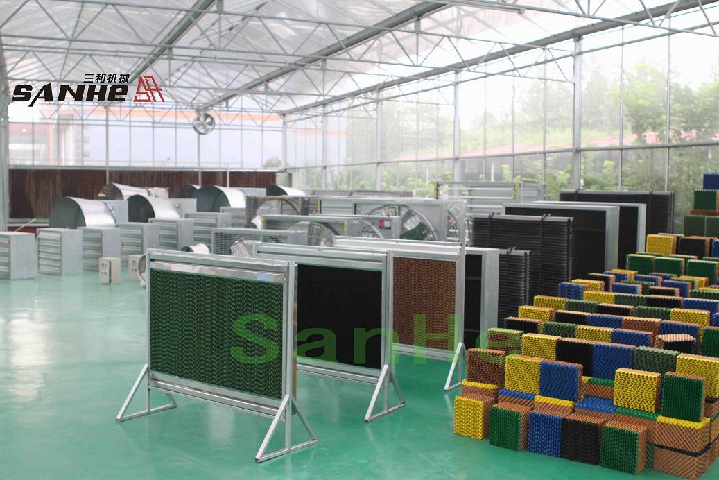SANHE Ventilation and Cooling Sample Room