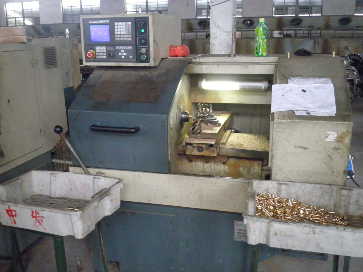 CNC Machine Equipment