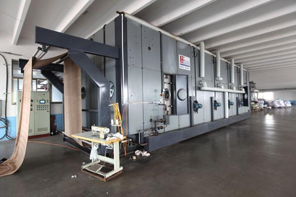 continuous shrinking machine