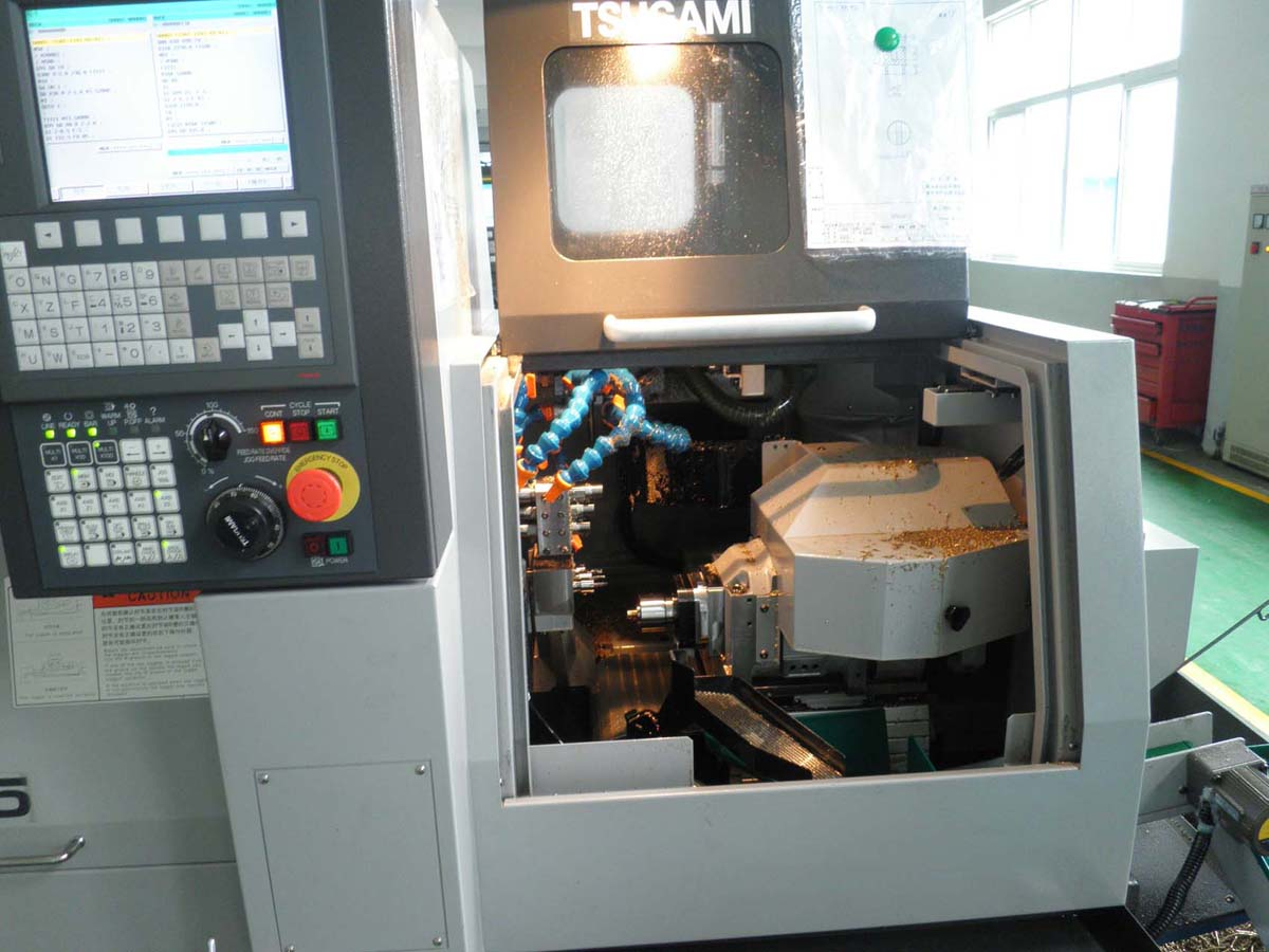 High Presion CNC Machine Equipment