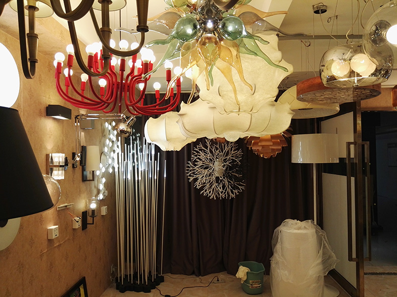 lamp show 7
