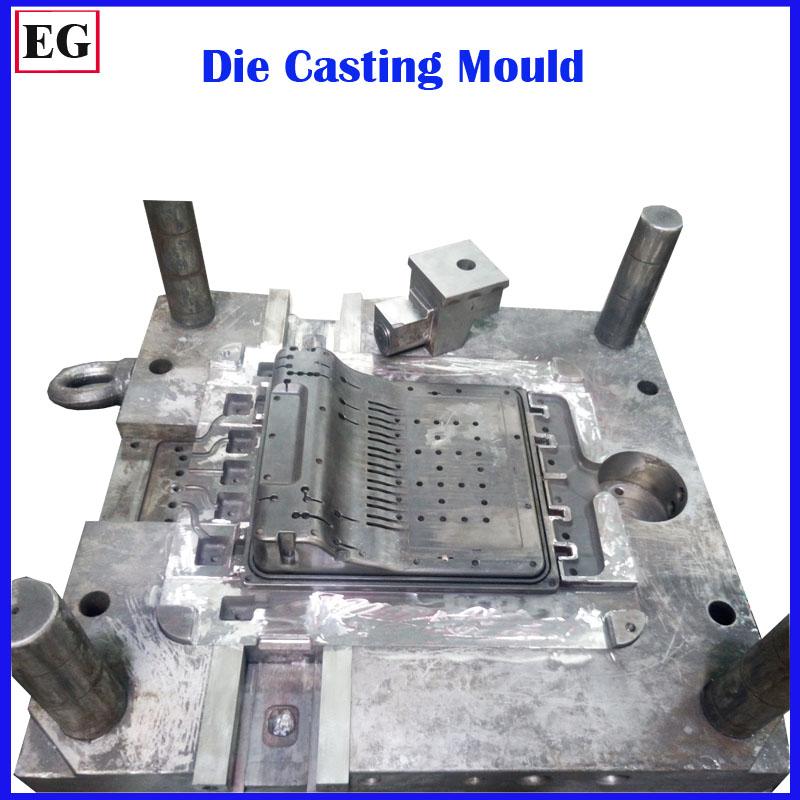 630 Ton Heatsink Die Casting Mold