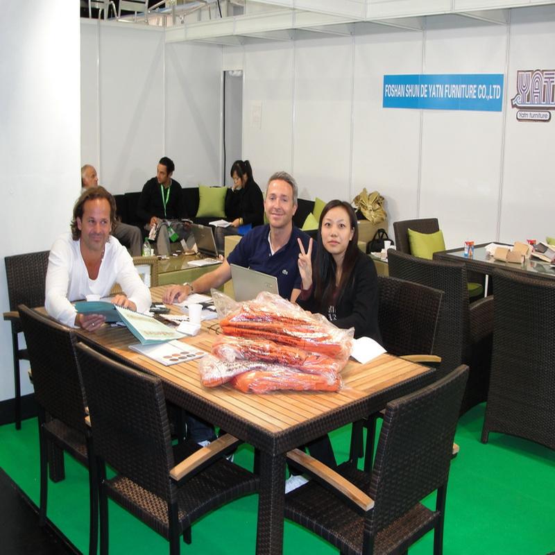 Spoga Gafa Furniture fair in 2010 Germany showing