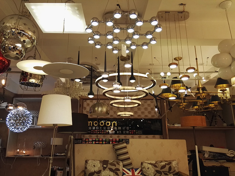 lamp show 2