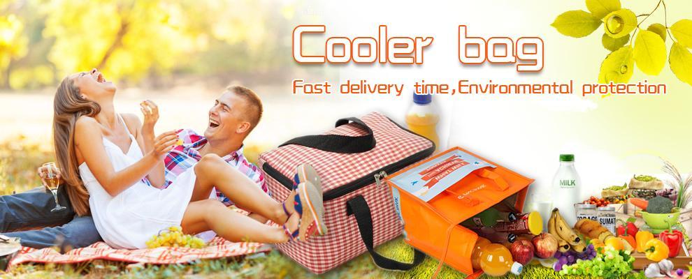Promotion cooler bag