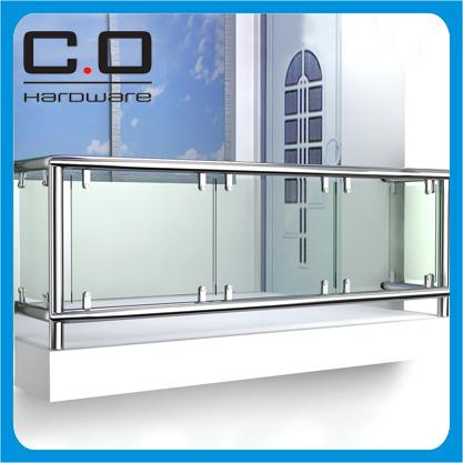 Glass Clamp Design
