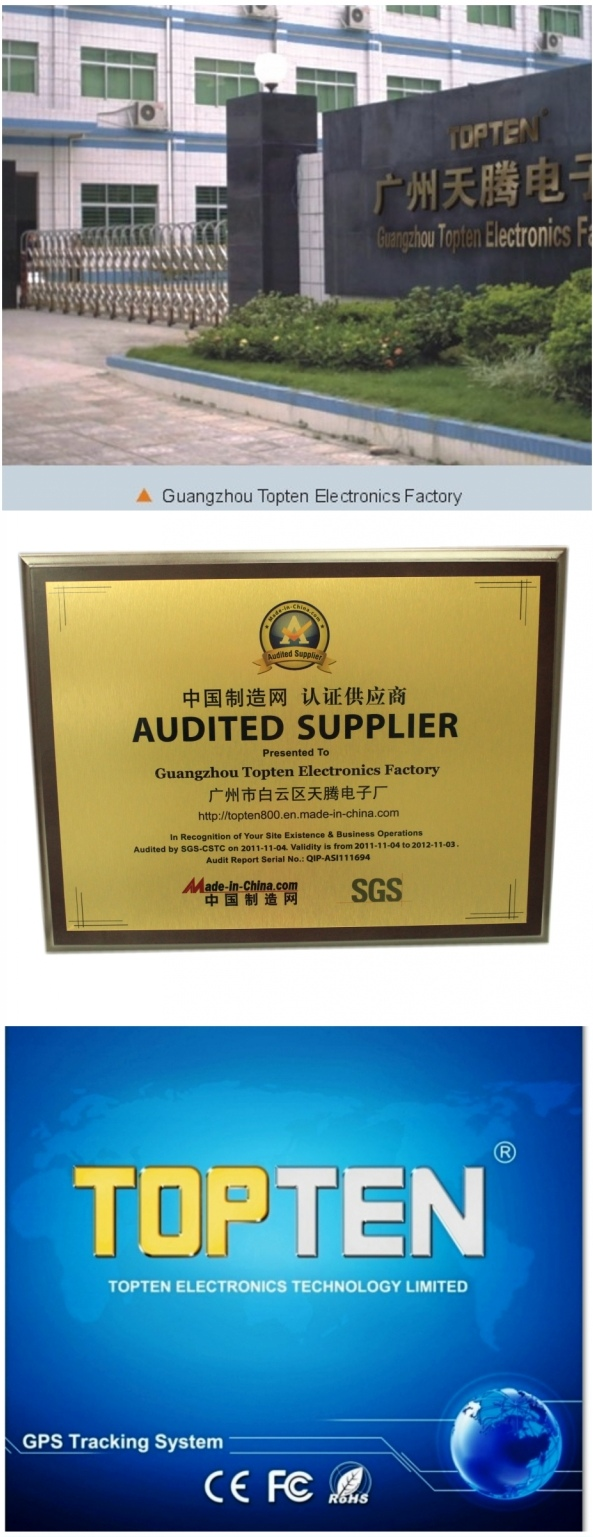 Topten Is Audited Supplier(Picture)