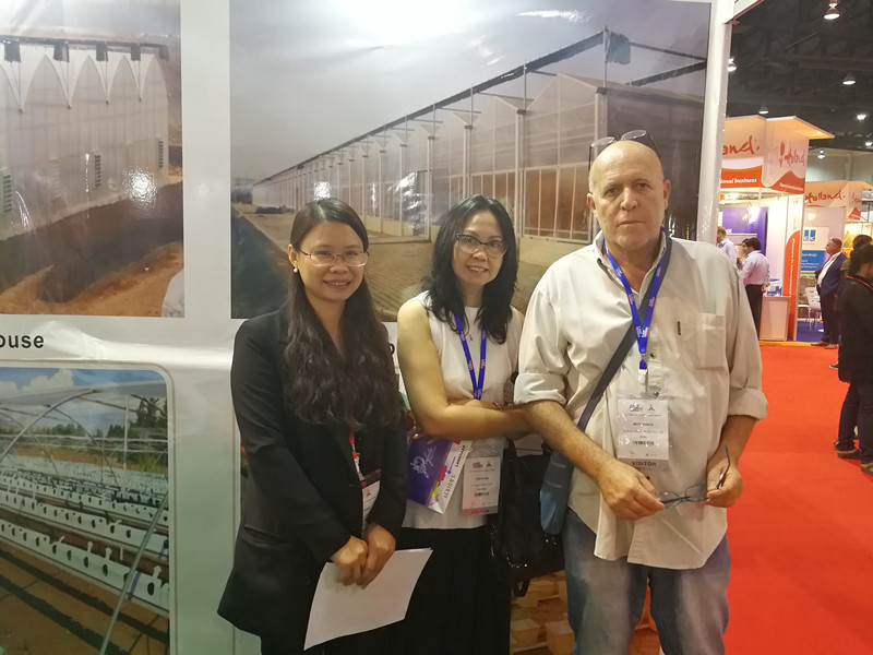 Horti Asia Exhibition in Thailand