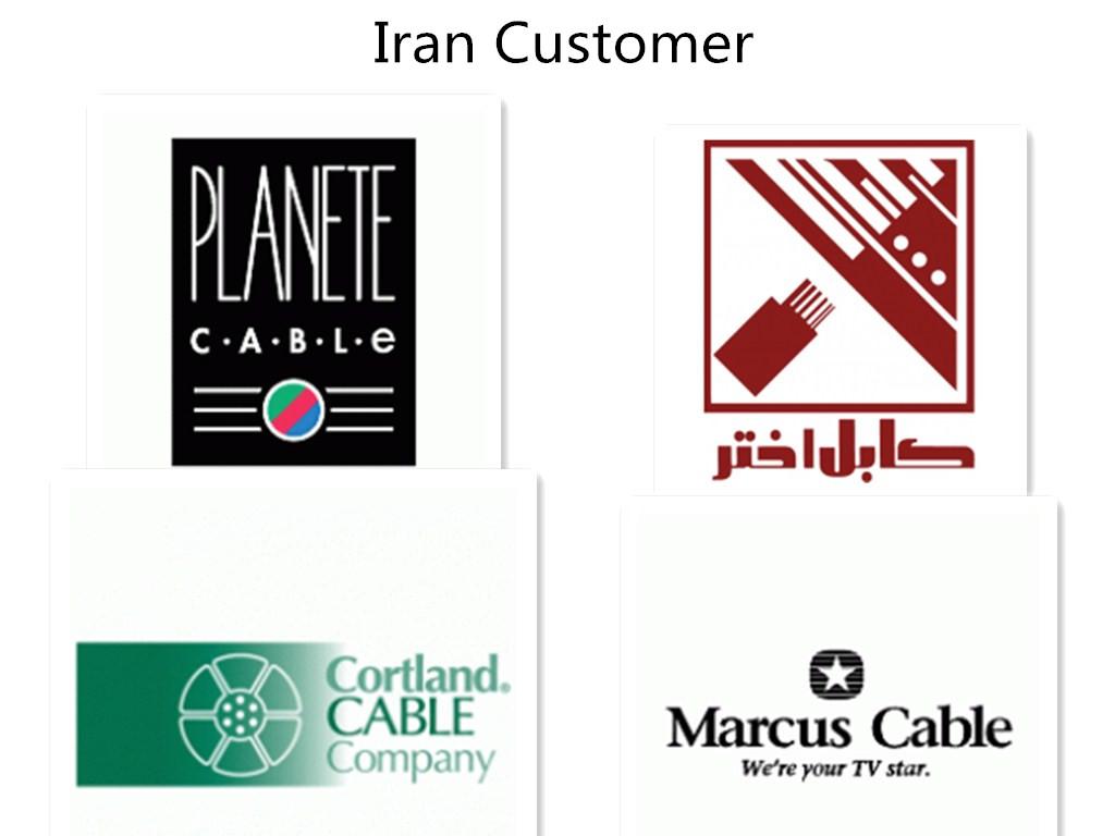 client in Iran market
