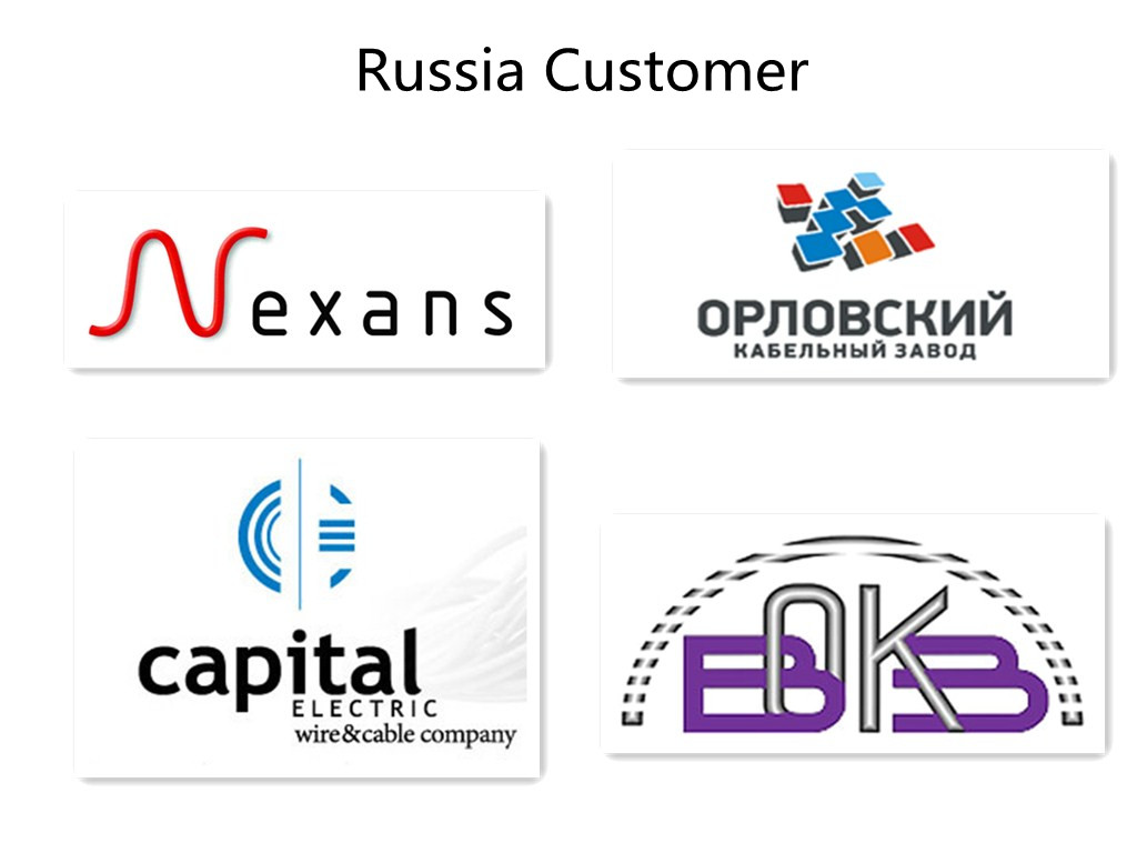 partial clients in Russia