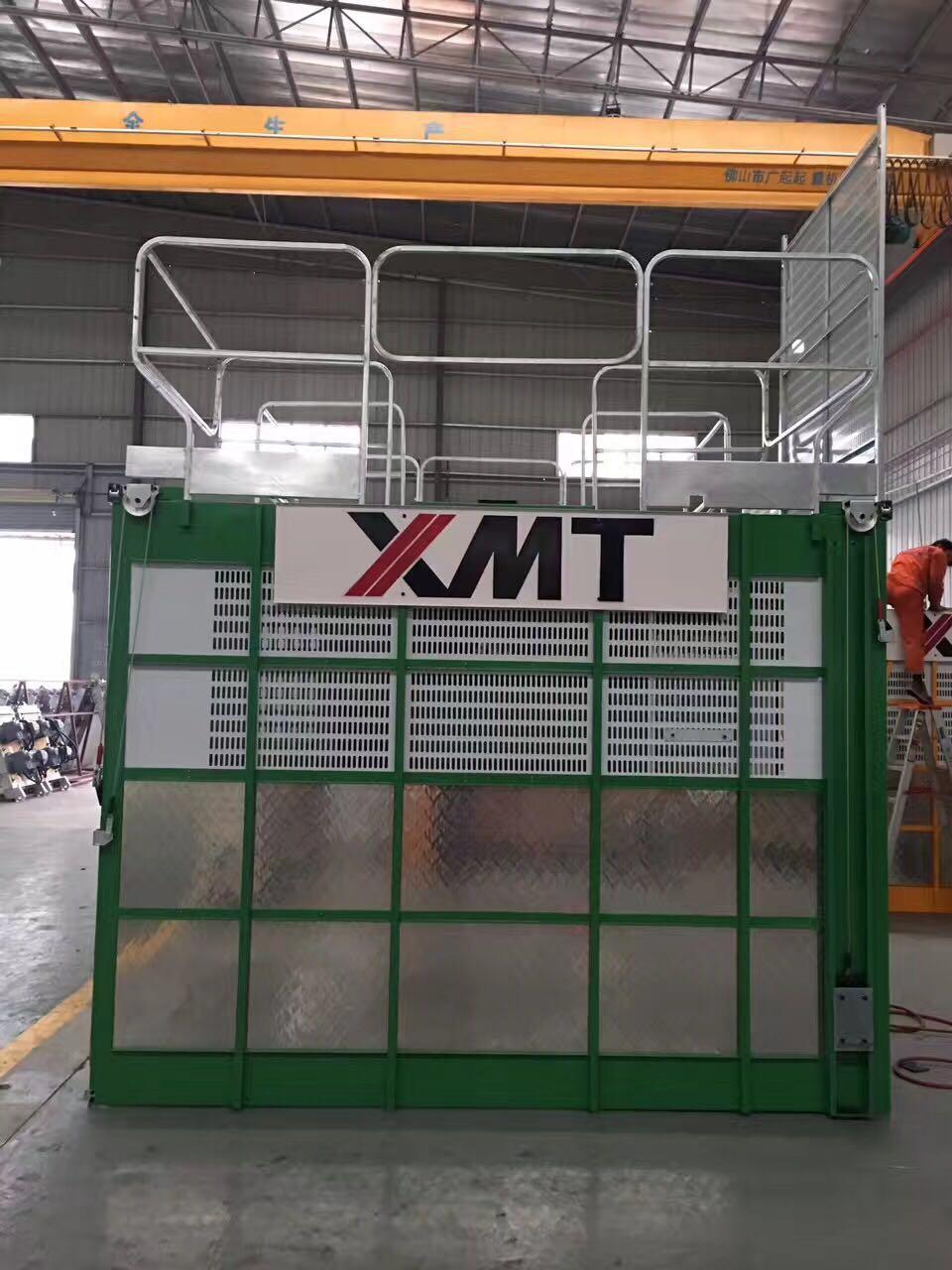 XMT Hot saled Construction Elevator in UAE