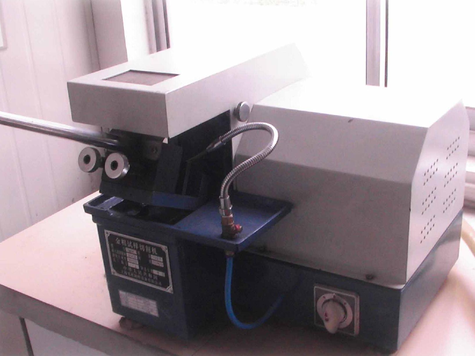 Metallographic Cutting