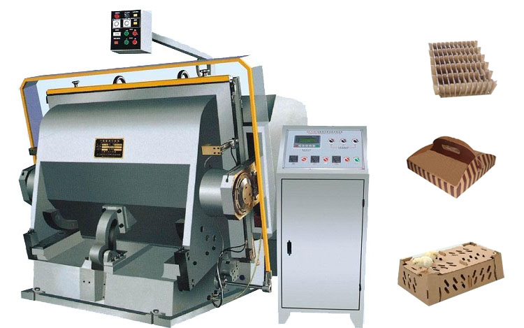 Packing Carton Box Die Cutting Machine