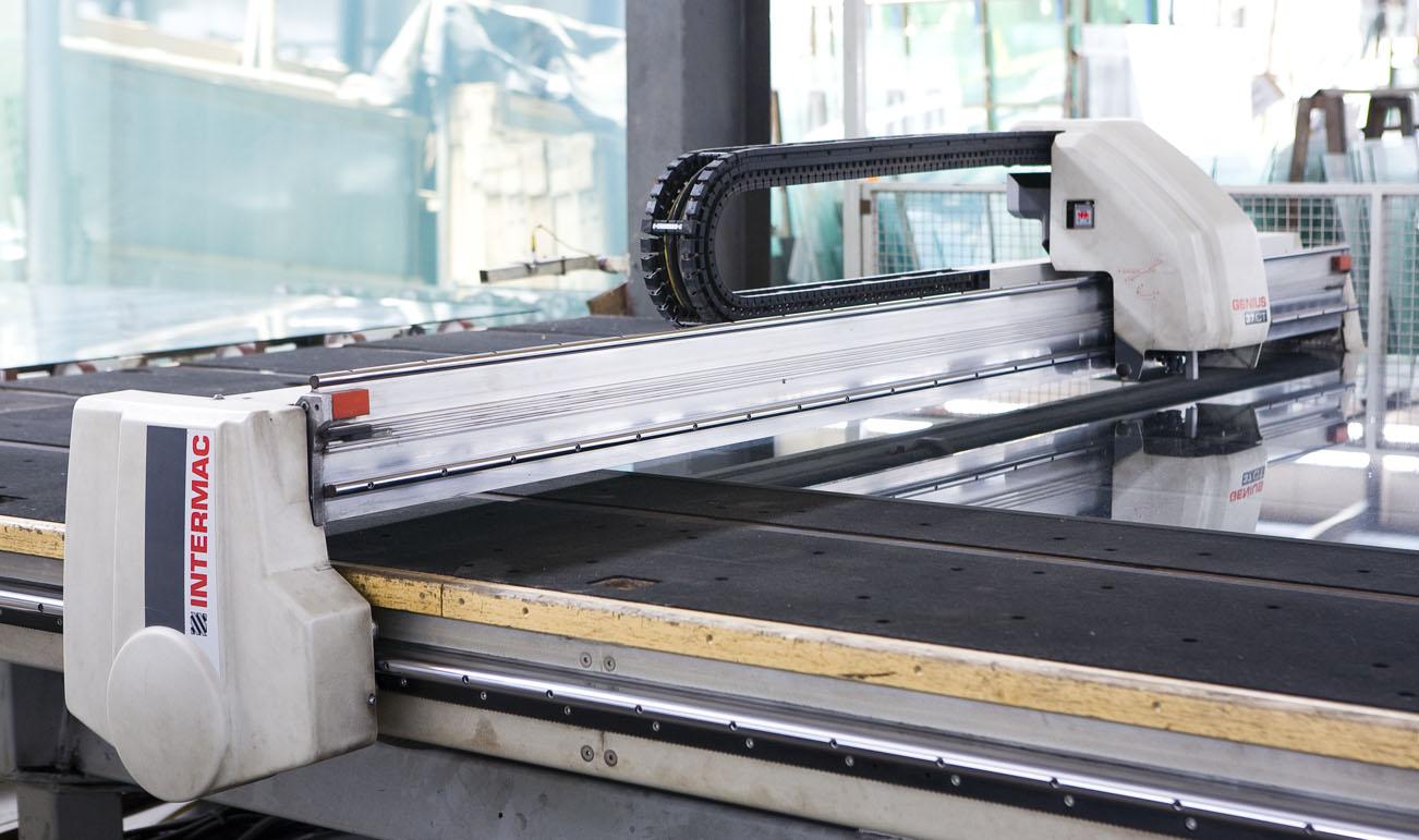 Intermac Cutting Machine