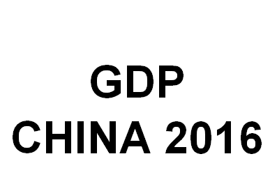 China economy 2016