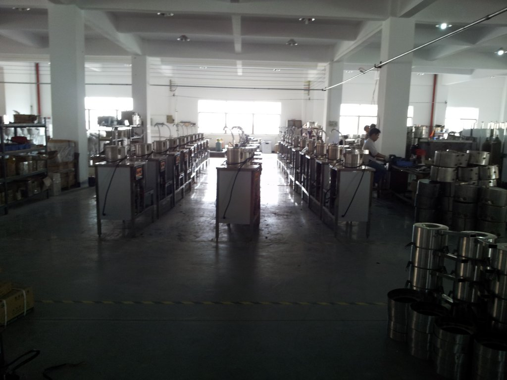 Product Room of Soya beam Milk maker