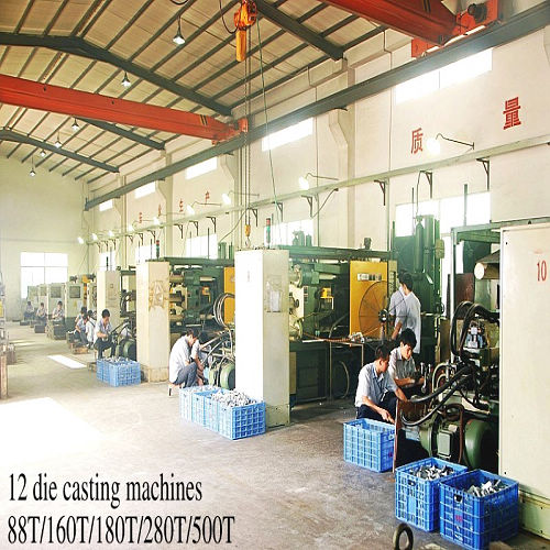 Li Tuo Metal Die Casting Workshop