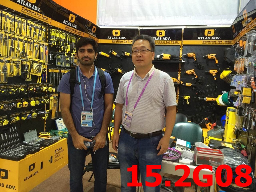 2016-10-15 to 19 Guangzhou Autumn Canton Fair Show 15.2G08