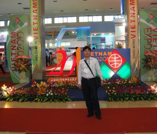 2010- THE 20TH VIETNAM INTERNATIONAL TRADE FAIR