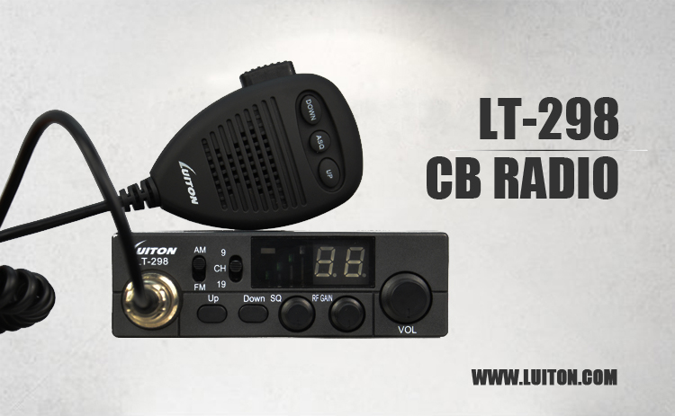 NEW Product LT-298 CB RADIO