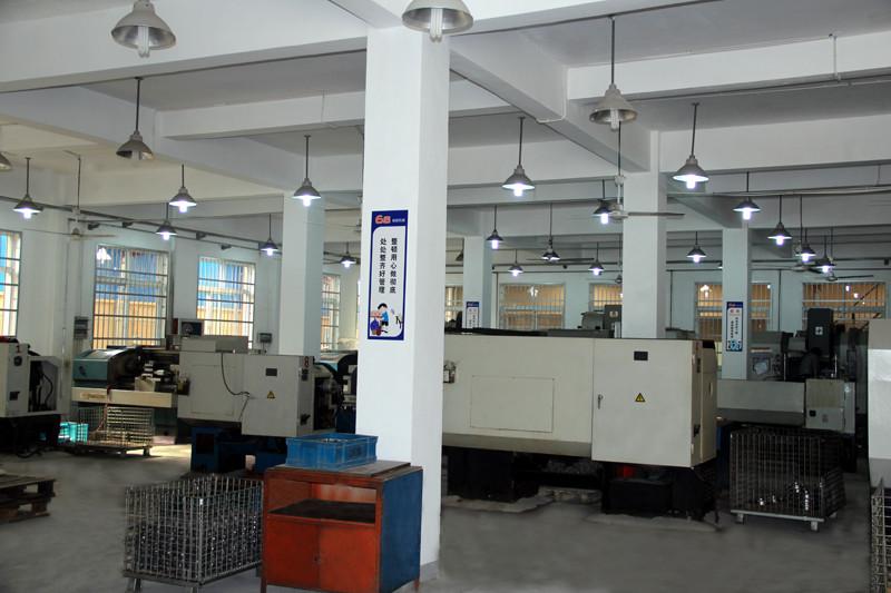 CNC Lathe Workshop