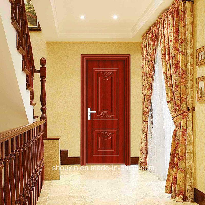 Wholesale Factory Price New Design Red Willow Security Door