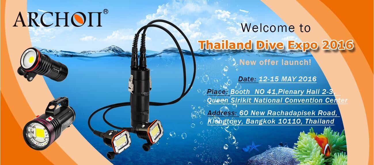 Thailand Dive Expo 2016