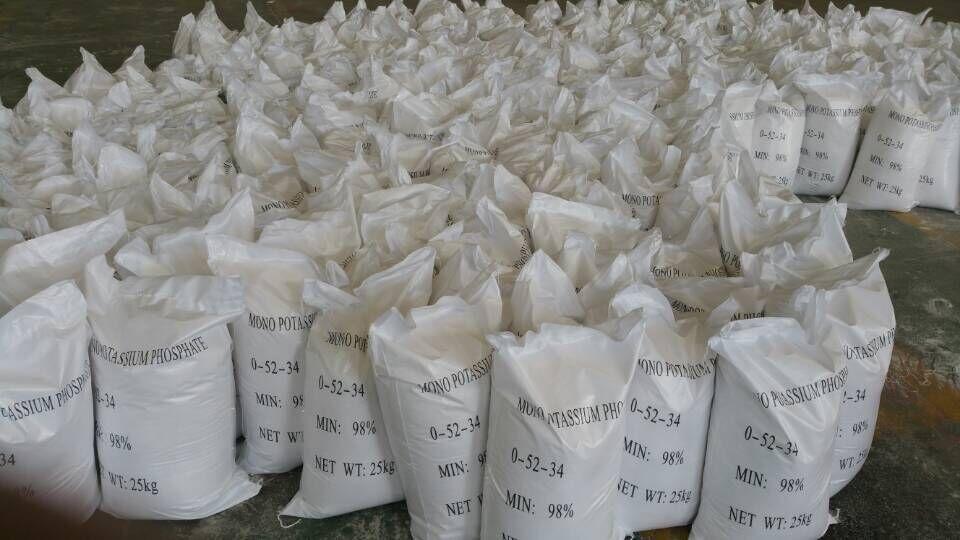 Mono potassium phosphate ( MKP)